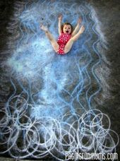 Top 70+ Creative Sidewalk Chalk Photo Ideas   – Sidewalk chalk photos