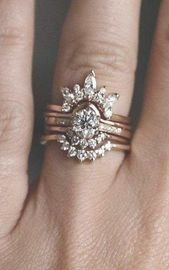 Anillos de boda diamantes de compromiso anna sheffield 51+ mejores ideas   – different wedding rings
