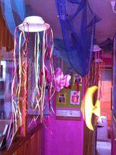 Bildresultat för ideas para decorar una sala de jardin de infantes con el mar – DM 2019