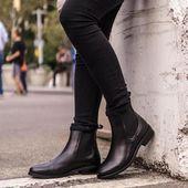 Women's Black Duchess Chelsea Boot | Thursday Boot Company #womensfashiongoingoutcloset #MensFashionEdgy
