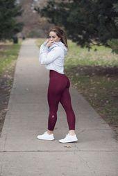 Leggings hochdrücken | # 1stInHealth #WomensFashion #FitnessFashion #YogaPants #Leggings – Today Pin