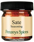 Chicken Sate Recipe Penzeys Spices Spice Recipes Spices
