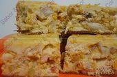 Receita cremosa de torta de frango com palmito   – Delícias de Receitas