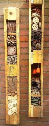 Schonmal von einem Insektenhotel gehört? Lesen Si…