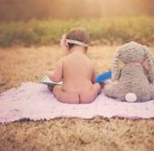 15 Easy Photo Ideas For Baby's First Easter – baby photos