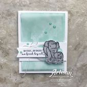 Baby Cards Weekly WOW! Picks from My Pals Stamping Community! | Stampin' Pretty