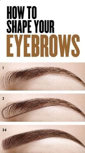 How to Shape Your Eyebrows? – aBeautiful Women ->