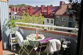 Photo of Balcony furniture for small balcony – 50 ideas – Decor10