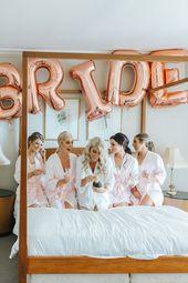 Rose Gold Wedding Ideas That Make a Statement