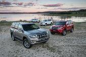 Warum der Toyota Prado immer noch ganz oben ist   – Cars, SUV