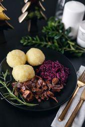 Mi menú vegano de Navidad de 3 platos – ValerieHusemann.de – Mindfulness, Self …   – Vegan