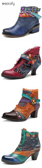 ¡Qué lindo! Encuentra diferentes tipos de zapatos, botas y tacones de invierno en Banggood, kee …   – Fitness