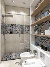 Modernes Badezimmer: Innenarchitektur, Ideen und Fotos l