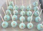 Cake Baptism Boy verschenken Cake Pops Bär.jpg   – Cake pops