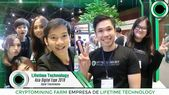 CryptoMiningFarm  🔴Expo LifeTime Technology 2018