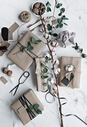 SCANDINAVIAN CHRISTMAS DECO