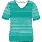 V-shirts for women