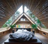 DER CONTAINER Ein teilverglastes Dach: ein fantastisches Ergebnis! in Eins…
