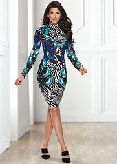 95a70a77390 Dali Dress - Stone Multi