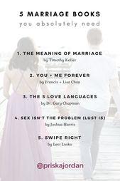 5 livres de mariage chrétien à lire ensemble | Vie pieuse datant & vie conjugale …   – Books