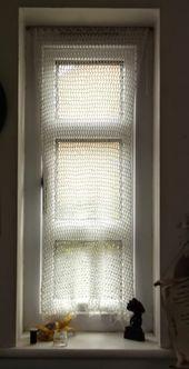 12 kostenlose Häkelvorhangmuster zum Verschönern Ihres Zuhauses   – Crochet