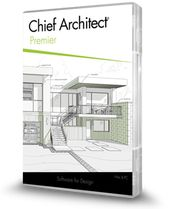 Chief Architect Premier – the software I use for designing floor plans for metal…