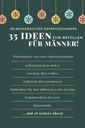 Selbstgemachter Adventskalender – Die besten Ideen zum Befüllen!