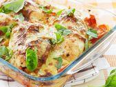 Hähnchen mit Tomaten aus dem Ofen – Ofengerichte