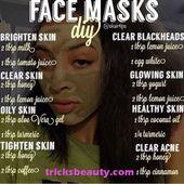 Gesichtsmaske . entdeckt von meggz auf We Heart It – *beauty*