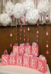 Neue Baby-Dusche-Ideen für Jungen Kuchen Mädchen 56 Ideen – Baby-Duschen – #B …   – Diy Baby Ideen