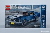 Ist der LEGO Creator Expert 10265 Ford Mustang das bisher beste LEGO Auto? [Review]   – Lego