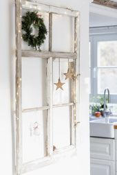 Ideas navideñas … primera decoración navideña   – Ideen für Weihnachten