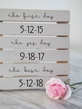 You HAVE To See These DIY Wedding Signs, They Look…