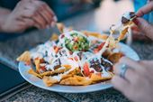 Nachos are for sharing. Tag a friend you'd share your nachos with!  . . . . . #i…