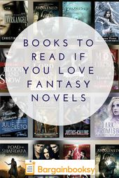 New fantasy authors are waiting for you. We find the best bargain fantasy and pa…  – What Should I Read Next?