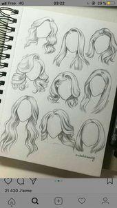 Ich habe ein Bild wie dieses gepinnt, ich habe es geliebt … #hairstyles