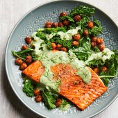 30 Days of Healthy Whole Food Dinners – Salmon