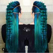 71 Ideen für grüne Haarfärbemittel, die Sie lieben werden #grune #haarfarbemi… – hair