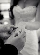 Anillos de boda no tradicionales   – Wedding photography
