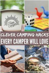 10 camps de camping, die ein muss sind!  – Zelten