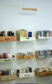 Außergewöhnlich tolle DIY-Projekte Palettenregale und Designideen