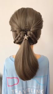Braided wedding hairstyles videos DIY Prom Wedding Updo Hairstyle Tutorial