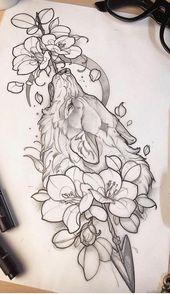 35 Ideen für großartige Tattoo-Designs – # für #Ideen #TattooDesigns #Great #drawing