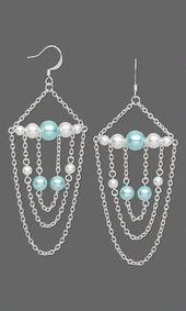 Jewelry Design – Ohrringe mit Glasperlen und versi…
