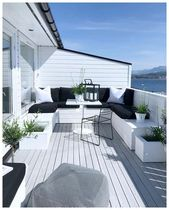 57 brilliant ideas for your outdoor lounge 29