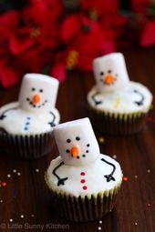22 Schneemann-Bonbons, die garantiert Ihr Herz zum Schmelzen bringen
