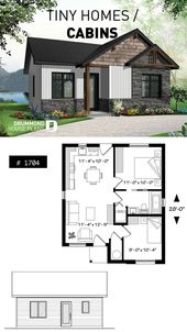 Contemporary rustic home, scandinavian inspired, l…