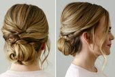 Cool hairstyles #styling hairstyles #frisuren #weaving #frisureneinfache #frisurenabiball #frisurentrends #styles #hairstyles #hair #haircolor #haircu … – Today Pin