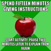 Instructor Memes for Again to College – Digital Mother Weblog