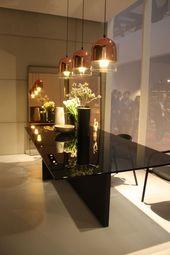 Dining Room Lighting Designs: Eine Reise in die Welt der stilvollen Esstische   – Dining Room Lighting ideas